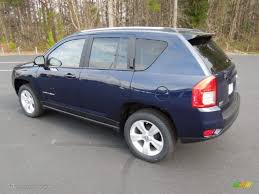 jeep compass limited blue true blue pearl 2012 jeep compass sport exterior photo 61503578
