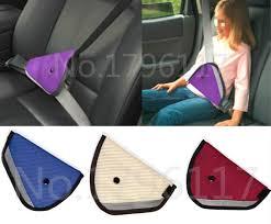clip ceinture siege auto voiture enfants couverture de sécurité harnais ajusteur pad