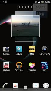 sony xperia player apk official sony xperia home screen launcher fr sony xperia s