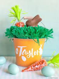 Diy Easter Basket Diy Easter Basket And Easter Grass Lia Griffith