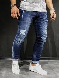 Skinny Jeans With Holes Best 25 Ripped Jeans Men Ideas On Pinterest Ripped Jeans Mens
