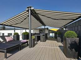 Free Standing Awning Freestanding Awnings Awnings For Open Spaces Roché Awnings