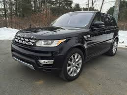 luxury range rover review 2016 range rover sport hse td6 diesel power luxury