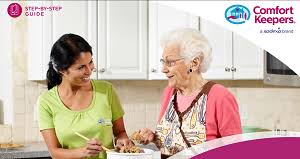 Comfort Keepers Va In Home Senior Care In Montrose Co