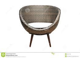 Wicker Chair Beautiful Modern Wicker Chair Stock Photos Image 35151133