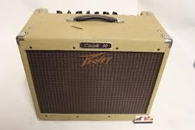 Peavey Classic 30 Cabinet Fender Rod Deluxe 1x12 Combo