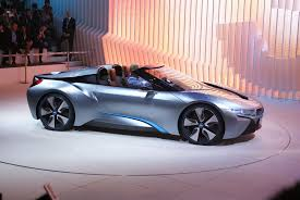 nissan spyder bmw i8 spyder convertible reportedly headed for production
