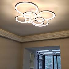 led pour chambre plafonnier led plafonnier led rond w v encastrable blanc chaud with