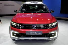 volkswagen tiguan 2016 red volkswagen tiguan gte is one hybrid off roader you want
