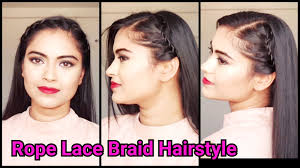 easy hairstyles for wavy medium length hair everyday easy indian hairstyles lace braid hairstyle for