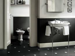 Monochrome Bathroom Ideas Colors Bathroom 48 Elegant White Accents For Wall Black White Acrylic