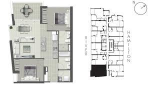 Floor Plan Of Two Bedroom Flat Two Bedroom Apartment Floor Plans