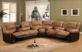 Dual Rocking Reclining Loveseat Furniture Marvelous Dual Recliners With Center Console Double