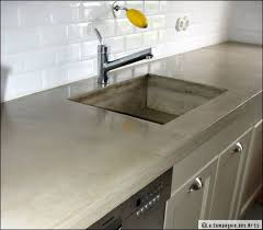 plan de travail cuisine en plan de travail de la cuisine quel matériau choisir travaux com
