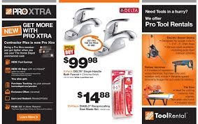 home depot weekly flyer pro savings nov 24 u2013 28 redflagdeals com
