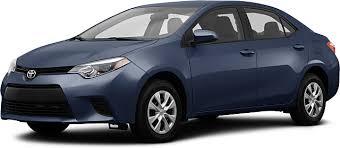 toyota corolla 2015 le price 2015 toyota corolla le premium 4dr sedan research groovecar