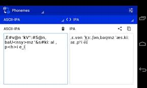 ipa to apk converter phoneme converter apk free education app for android