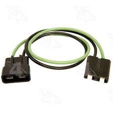 Wiring Diagram Fleetwood Fiesta A C Compressor Wiring Harness Harness Adapter 4 Seasons 37209 Ebay