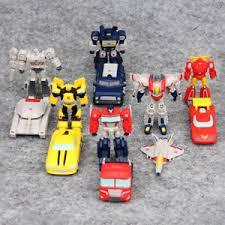 transformer cake topper 12x figure transformers robot car cake topper kid