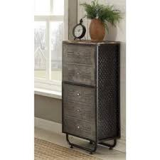Metal Locker Nightstand 48