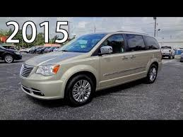 2015 chrysler town u0026 country touring l ultimate in depth look