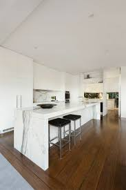 Wohnzimmer Anbau Haus Mit Marmor Küche In Einem Neuen Prächtigen Anbau