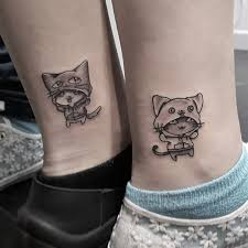 sister tattoo ideas to show your bond womans vibe