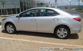toyota corolla 2015 test drive e comparativo de consumo car