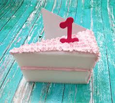 make a birthday card that looks like a cake slice youtube