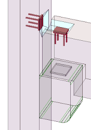 Corbel Definition Corbel Connection 14 Tekla User Assistance