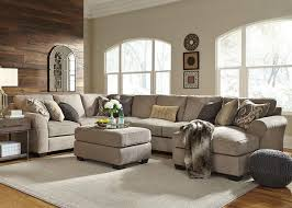 Sectional Loveseat Sofa Savoy 4pc Laf Sectional W Al Sofa Gray Sectionals Living Room