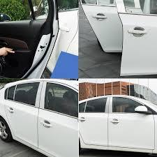 nissan 350z door handle car door edge guard moulding trim diy protector strip for nissan