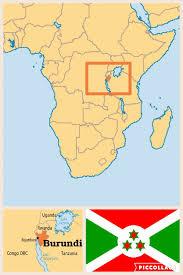 Burundi Map Burundi Part I The Crazy Story About How I Got A Visa To My