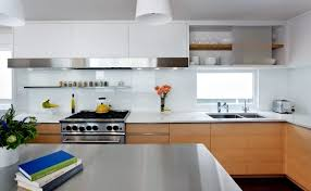 wall for kitchen ideas 20 design ideas for kitchen glass back wall and the best types of