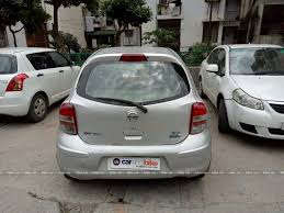 nissan micra india price used nissan micra xv diesel in new delhi 2012 model india at best
