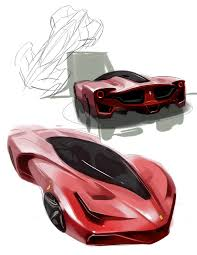 ferrari laferrari sketch ferrari world design contest 2011 supercar sketches gallery