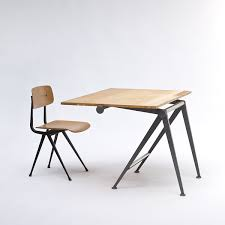 Drafting Table For Sale Vintage Drafting Table And Chairs Image 5 A Homecoming Hotel