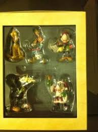 disney storybook ornament set of the caribbean dead mans