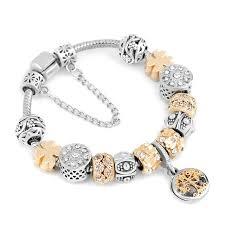 bracelet life images 2018 valentine 39 s day gift charm bracelet bangle with gold color jpg