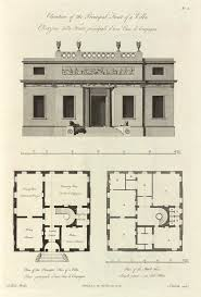 house plans historic small neoclassical house best floor plans clic images on