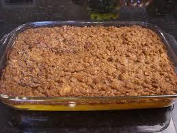 amazing sweet potato casserole