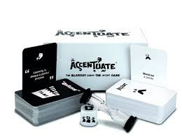 accentuate party game amazon co uk toys u0026 games