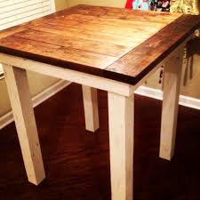 diy bar height table married filing jointly mfj diy kitchen table