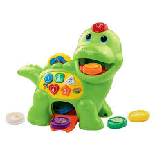 dino registry vtech chomp and count dino target