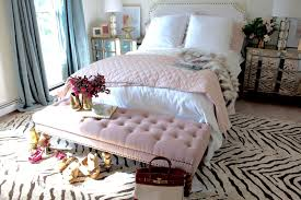 Pink And Gold Bedroom - south shore decorating blog room reveal pink and gold feminine