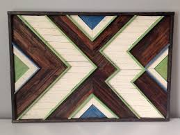 truly creative handmade wood wall ideas that you must try