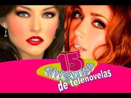 chismes de famosos de 2016 15 chismes de telenovelas imperdibles noticias enterate