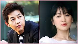 Beautiful Appearance Song Joong Ki Said That Song Hye Kyo U0027s Beautiful Appearance Makes