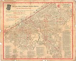 map of cleveland cleveland city maps