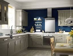 Blue Kitchen Walls by Kitchen Cool Images Of Kitchen Decoration With Taupe Kitchen